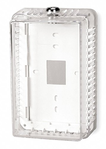 Plastic Guard Thermostat (Plastic Universal Thermostat Guard, Clear)