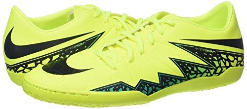 Ii Chaussures Pour hyper Ic Jade jaune De Turq Football Hypervenom clr Homme Jaune volt Black Phelon Nike g8xEXwFg