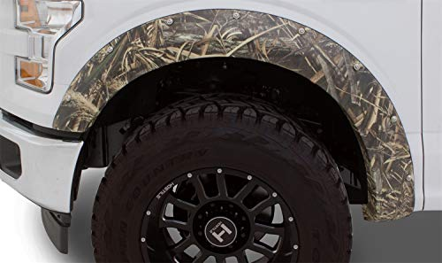 Camo Fender Flares - Stampede 8421-4 Fender Flare (Ruff Riderz with Real Tree Max-5 Camo Pattern, 4 Piece Set), 1 Pack