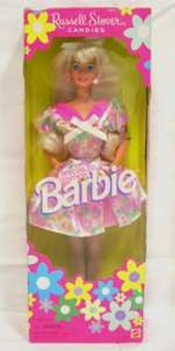 - 1996 Barbie Russell Stover Candies Special Edition