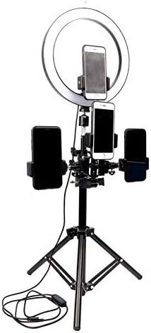 26Cm Ring Light,Mobile Live Photography Selfie Light, Steple