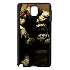 serious sam 4 wide Samsung Galaxy Note 3 Cell Phone Case Black xlb2-404886