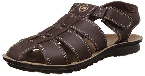BATA Men's Syn Buntoe Athletic & Outdoor Sandals