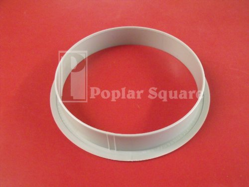 5 Silver Finishing Grommet #1044ACS by Bmi (Image #1)
