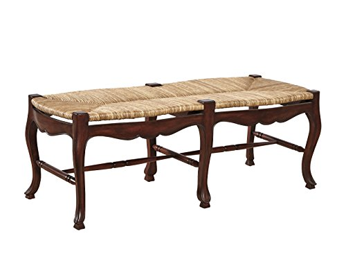 Sloane Elliot SE0344 ERAS Backless Wooden Bench Mahogany