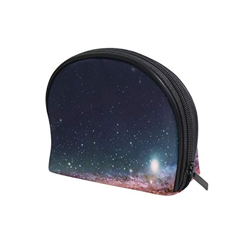 Unicey Universe Cosmos Makeup Bags Portable Tote Cosmetics Bag Travel Cosmetic Organizer Toiletry Bag Make-up Cases for Women