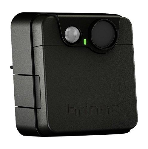 Brinno MAC200 Wire-Free Portable Motion Activated Camera Black