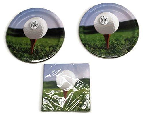 - Sports Fanatic Golf Party Bundle 9