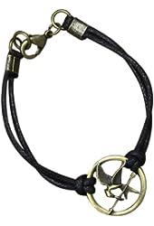 "The Hunger Games Movie Bracelet Cord ""Mockingjay"""