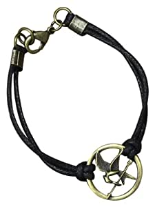 "The Hunger Games Movie Bracelet Cord ""Mockingjay"""
