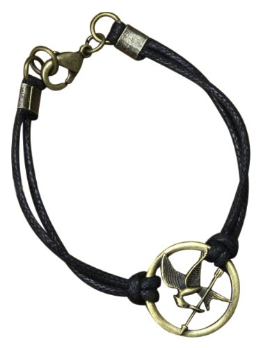 The Hunger Games Movie Bracelet Cord (Hunger Games Districts Costumes)
