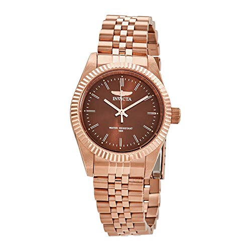 - Invicta Specialty Brown Dial Ladies Watch 29416