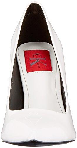Women's Klein Calvin Patent Paige White wht 000 Jeans wRWfqSP
