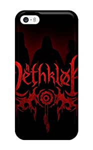 3198956K64235871 High Grade Flexible Tpu Case For Iphone 5/5s - Dethklok