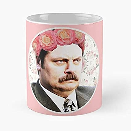 92Wear Ron Swanson Parks and Rec Recreation Nick Offerman ...