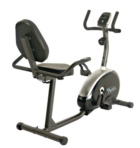 Avari Magnetic Recumbent Bike