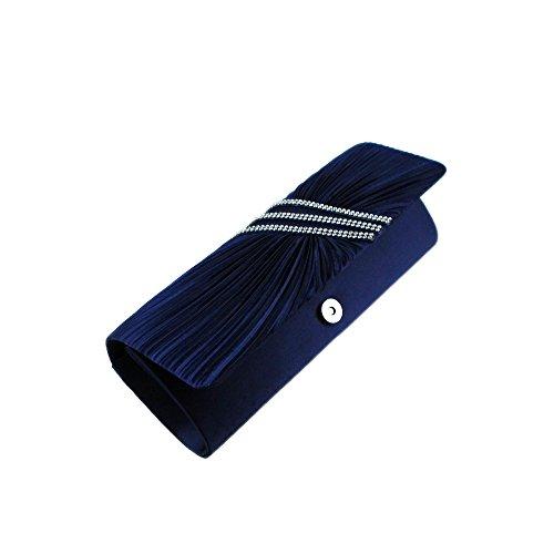 Donna Navy Senza Blue Xpgg Manici Borsetta tqBTxwxP