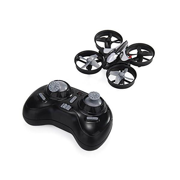 JJRC-H36-Mini-24G-4CH-6Axis-Gyro-Headless-Mode-Remote-Control-RC-Quadcopter-RTF-One-key-Return-Black