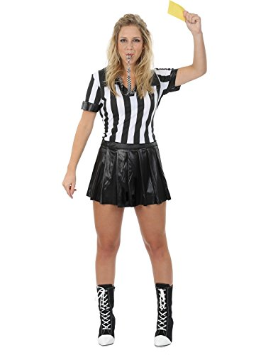 Orion Costumes Womens Sexy Football Referee Sports Fancy Dress Medium