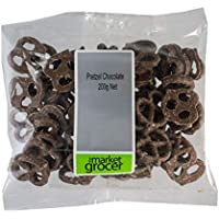 The Market Grocer Chocolate Coated Pretzels, 200 g