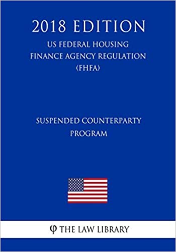 Suspended Counterparty Program (US Federal Housing