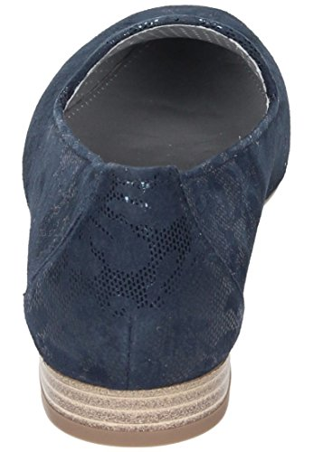 Maripé Damen Slipper Blau