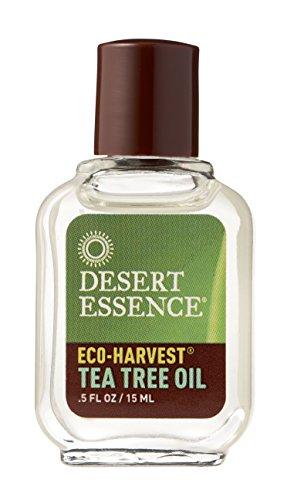 Desert Essence Eco-Harvest Tea Tree Oil - .5 fl oz