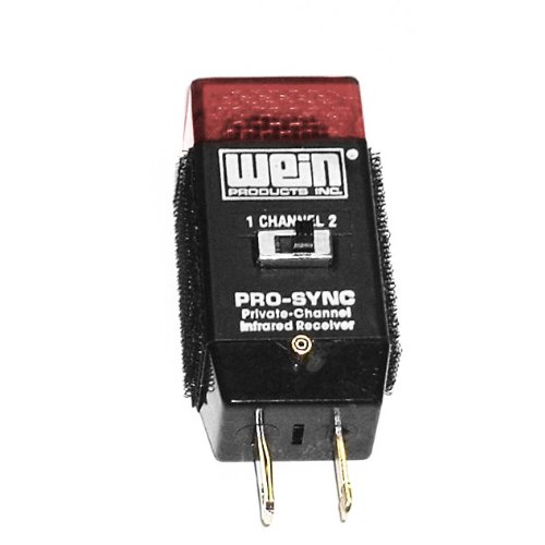 Wein W928210 2-Channel ''H''- Prong Receiver for Camera by Wein Products