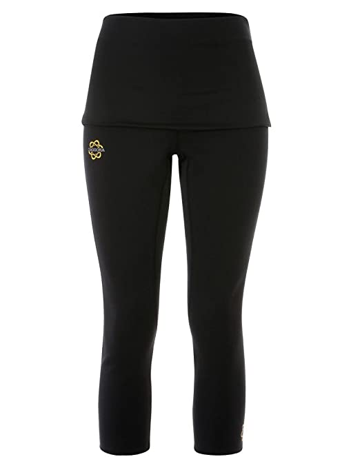 967ee6fcd6 Amazon.com  Zaggora Foldover Hotpants Crops (new) - weightloss ...