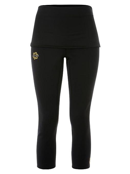 1d46e87299d18 Amazon.com  Zaggora Foldover Hotpants Crops (new) - weightloss ...
