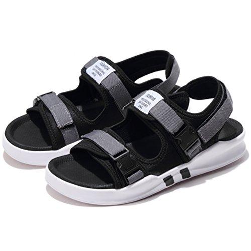 Adulti I Sandali Giovani Da Estiva Scarpe Spiaggia Donna Da Da Spiaggia Per GSHE Unisex Donna Casual Paio Gray Slliper Shoes Da 'Sandali 8HpRAgwq