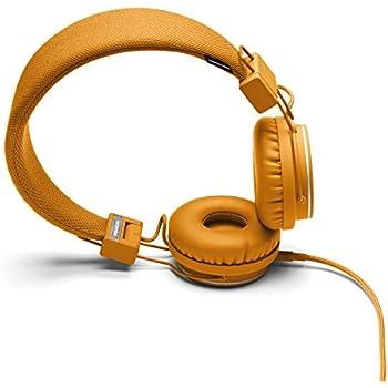 Urbanears Plattan On-Ear Headphones, Bonfire Orange (4091149)