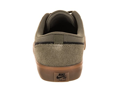 Nike SB Portmore II Solarsoft 880266-200, Baskets Mixte Adulte, Multicolore (Medium Olive/Medium Olive/Gum Medium Brown/Black 880266-200), 41 EU