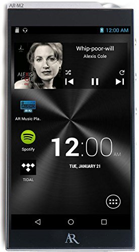 Acoustic Research AR-M2 Hi-Res Music Player1280 * 720 5-inch