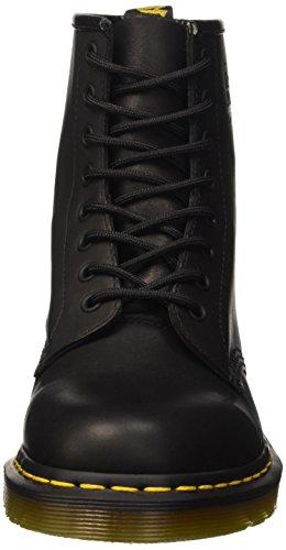 Adulto Nero Unisex 1460 Greasy Black Martens Stivaletti Dr wa8AXqc