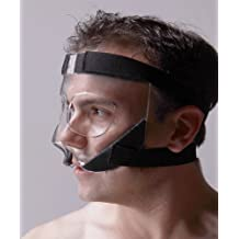 Sports Knight™ - Nose Guard/Face Shield with Extra Grip Padding - Basketball, Soccer, Rugby, All Sports
