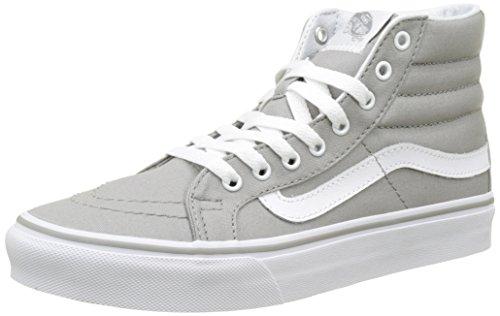 White Gris true Femme Hi Sk8 Slim UA Drizzle Hautes Vans Sneakers zqv1Awn0