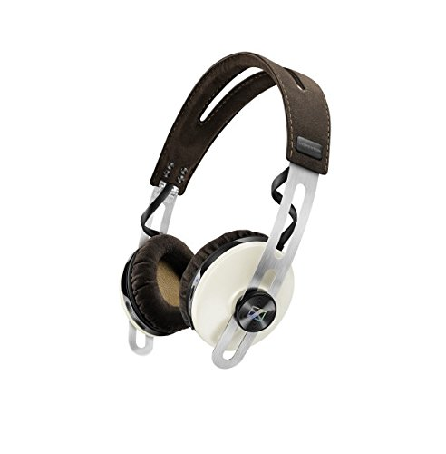 Sennheiser Momentum 2.0 On-Ear Wireless with Active Noise Cancellation - Ivory