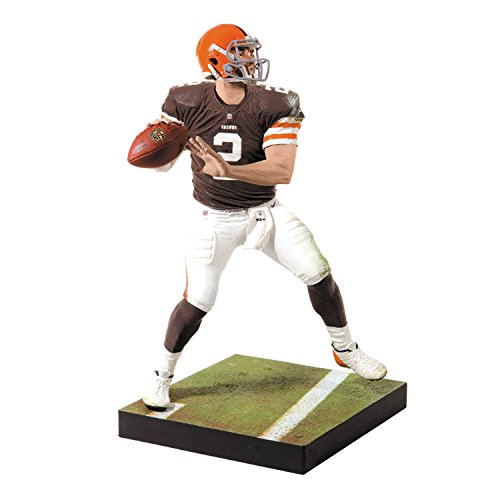 (McFarlane Toys NFL Series 35 Johnny Manziel Action)
