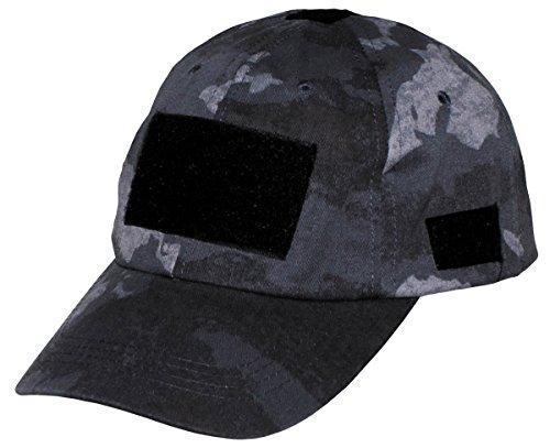 Gorra de uso, con velcro, color HDT-camo, tamaño medium HDT-camo LE