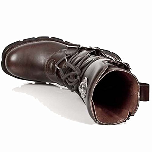 1473 Braun Rock S8 Herren Leder Brown Nomada New Stiefel M wqOBYEnOA