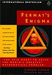 (Fermat's Enigma: The Epic Quest to Solve the World's Greatest Mathematical Problem) By Singh, Simon (Author) Paperback on (09 , 1998)