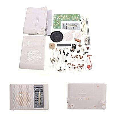 AIMELIAE 1PC AM FM Radio Kit Parts CF210SP Suite For Ham Electronic Lover  Assemble DIY
