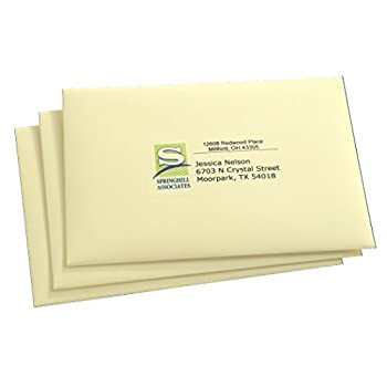 """Avery Clear Easy Peel Return Address Labels For Laser Printers 23"""" X 1-34"""", Pack Of 600 (15695) 6"""