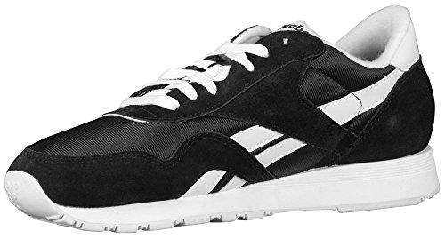 Nylon Sneakers Basses Classic Reebok Homme SEq5wnxOp