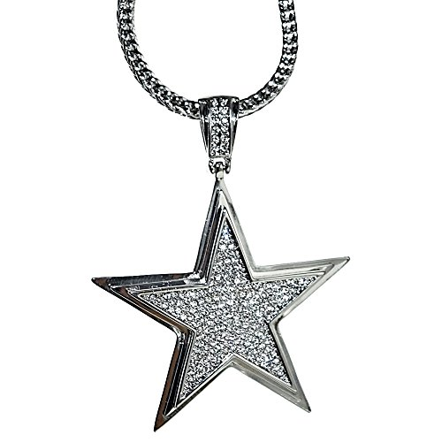 Iced Out Star - 6