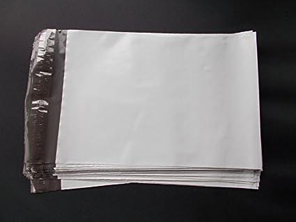 Amazon.com: 60 bolsas de plástico para envíos postales, 3.5 ...