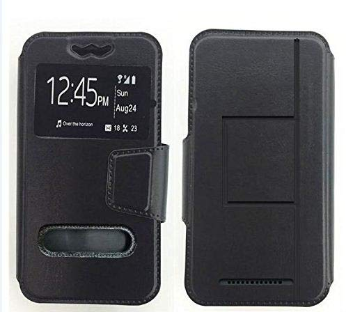 finest selection d2562 3272e Aios Universal 5.5 Inch Mobile Protection Flip Cover: Amazon.in ...