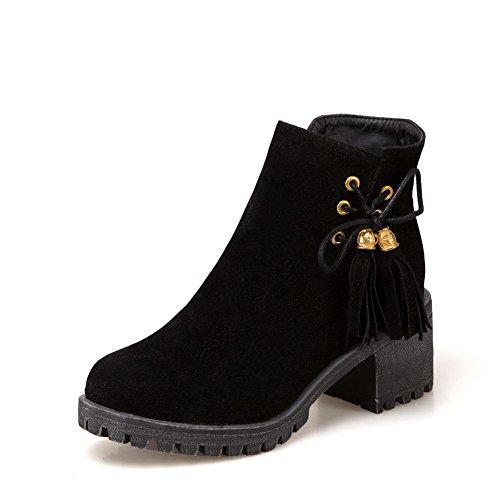 BalaMasa Abl10612 Sandales Compensées Femme Noir, 38.5 EU, ABL10612
