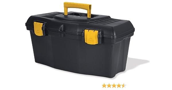 Keter 17331199 All Purpose Serie Tool Box - Caja de herramientas (plástico, 19